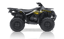 Kawasaki Brute Force 650 ATV